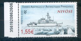 TAAF   2020   Le Nivôse   Bateau   Boat   Schiff - French Southern And Antarctic Territories (TAAF)