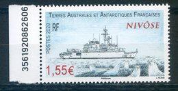 TAAF   2020   Le Nivôse   Bateau   Boat   Schiff - Ungebraucht