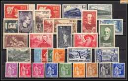 1937 Année Complète Neufs ** Cote 744 Euros PARFAIT état Sauf  348/351 Et 354/355 Cote 180 Euros TTB - France