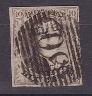 N° 6 Margé 50 GOSSELIES - 1851-1857 Medaillen (6/8)