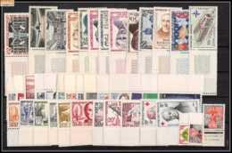 1959 Année Complète Neufs ** Cote 79 Euros PARFAIT état TTB BORD DE FEUILLE - France