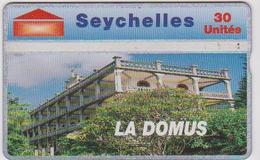 #04 - SEYCHELLES-08 - LA DOMUS - Seychellen