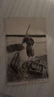 CPA - 159. ARCACHON - Une Pêcheuse De Crevettes - Arcachon