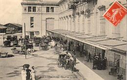 D31  TOULOUSE  Cour De La Gare  ......... Peu Courante - Toulouse