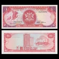 Billet Trinidad And Tobago 1 Dollar - Trinité & Tobago