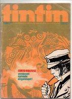 Tintin N°137 Cubitus - Clifton - Wen - Formule 1 - Vétérinaire De Zoo - Le Roitelet Triple-bandeau - Corto Maltese 1975 - Tintin