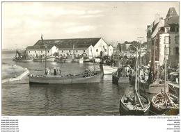 Photo Cpsm Cpm 44 LE CROISIC. Port Et Criée 1962 - Le Croisic