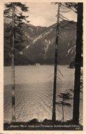 REUTTE-TIROL-MOTIV VON PLANSEE M. SOLDATENKOPFE-1953-REAL PHOTO - Reutte
