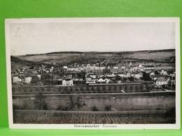 Grevenmacher, Panorama. Oblitéré Occupation - Cartes Postales