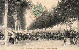 D31  TOULOUSE  Le Cours Dillon Concert Militaire - Toulouse