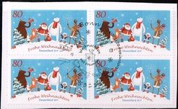 Bund 2019,Michel# 3504 O Weihnachten Mit Freunden - [7] République Fédérale