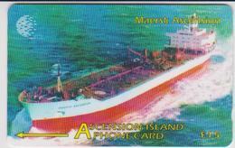 #04 - ASCENSION-01 - MAERSK - SHIP - 268CASB - Ascension (Insel)