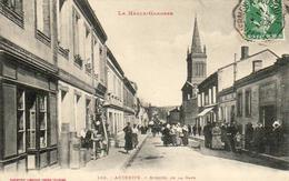 D31  AUTERIVE  Avenue De La Gare - Muret