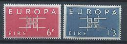 Irlande YT 159-160 XX / MNH Europa 1963 - 1949-... República Irlandése