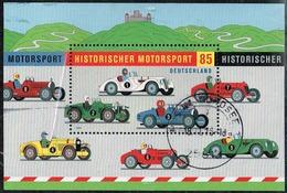 Bund 2009, Michel# Block 75 O Historischer Motorsport - [7] Federal Republic