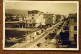 CHIAVARI - CORSO ITALIA  -1930   -  FP      -BELLA - Altre Città
