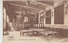 Cpa ( 25 Doubs)  Besancon , Le Casino Des Bains , Salle De Jeux - Besancon