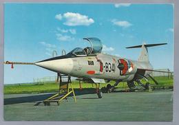 NL.- Lockheed F=104G STARFIGHER. KONINKLIJKE LUCHTMACHT. - Autres