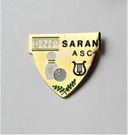 Pin's Blason BNP Saran ASC Bowling - R016 - Bowling