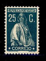 ! ! Portugal - 1930 Ceres 25 C - Af. 501 - MH - 1910 - ... Repubblica