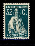 ! ! Portugal - 1930 Ceres 32 C - Af. 502 - MH - 1910 - ... Repubblica