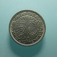 Germany 50 Reichspfennig 1935 A - [ 3] 1918-1933 : República De Weimar