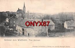 WALHORN-LONTZEN-ASTENET (Belgique-Liège-Verviers)  Vue Sur Le Village 2 SCANS - Lontzen