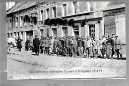 80 HAM GEFANGENE RUSSEN 1914 / 1915 - Ham
