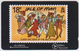 #04 - ISLE OF MAN-04 - STAMP - Isla De Man
