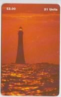 #04 - ISLE OF MAN-09 - LIGHTHOUSE - Isla De Man