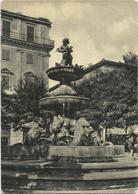 Y5038 Ancona - Fontana Dei Cavalli / Viaggiata 1954 - Ancona