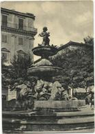 Y5044 Ancona - Fontana Dei Cavalli / Viaggiata 1954 - Ancona