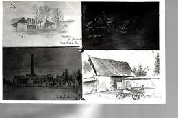 62 QUEANT OISY  4 VUES 1916 - France