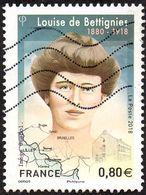 Oblitération Moderne Sur Timbre De France N° 5266 Louise De Bettignies - Agent Secret Première Guerre Mondiale - Frankreich
