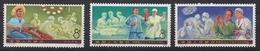 PR CHINA 1976 - Medical Services' Achievements MNH** OG Short Set - Neufs