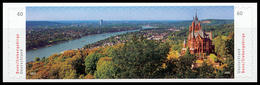 BRD MiNr. 3517/3518 Zd ** Panoramen: Bonn/Siebengeb., Selbstkl., Aus MS, Postfr. - BRD