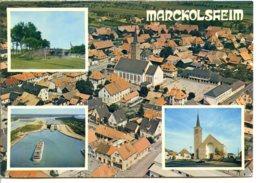 67390 MARCKOLSHEIM - Lot De 2 CPM - Voir Détails Dans La Description - France