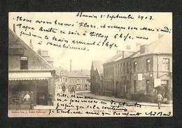 59 - SOMAIN - La Descente De La Gare - 1903 ,#59/009 - Frankreich