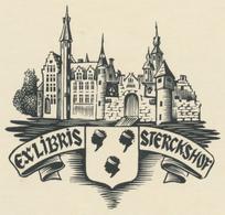 Ex Libris Sterckshof (Antwerpen) - Jef Leysen - Ex-libris