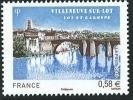 N° 4513 Villeneuve Sur Lot Valeur Faciale 0,58 € - France