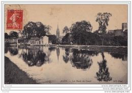 47) AGEN - Les Bords Du Canal - Agen