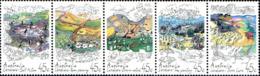 Australie Poste N** Yv:1264/1268 Ecologie (Thème) - Protection De L'environnement & Climat