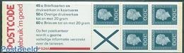 Netherlands 1980 5x60c Booklet, (Mint NH), Stamps - Stamp Booklets - Carnets Et Roulettes