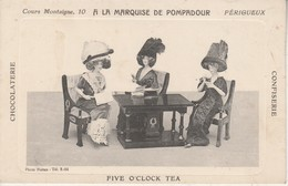 24 - PERIGUEUX - Cours Montaigne, 10 A La Marquise De Pompadour - Five O' Clock Tea - Périgueux