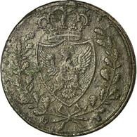 Monnaie, États Italiens, SARDINIA, Carlo Felice, Centesimo, 1826, Genoa, TB+ - Regional Coins