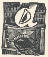 Kleingrafiek Tranquillo Marangoni (1912-1992) - Stiche & Gravuren