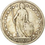 Monnaie, Suisse, Franc, 1909, Bern, TB+, Argent, KM:24 - Suisse