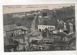 +2280, Feldpost, Vogesen - Oorlog 1914-18