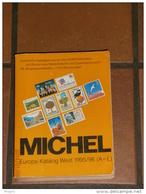 CATALOGUE MICHEL ALLEMAGNE 1995/96. - Duitsland