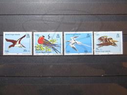 VEND BEAUX TIMBRES DES ILES VIERGES N° 392 - 395 , XX !!! - British Virgin Islands